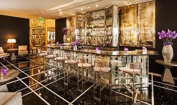 St.-Regis-Bar-Sushi-Lounge Vacation in Bal Harbour, Chic Neighborhood in Miami