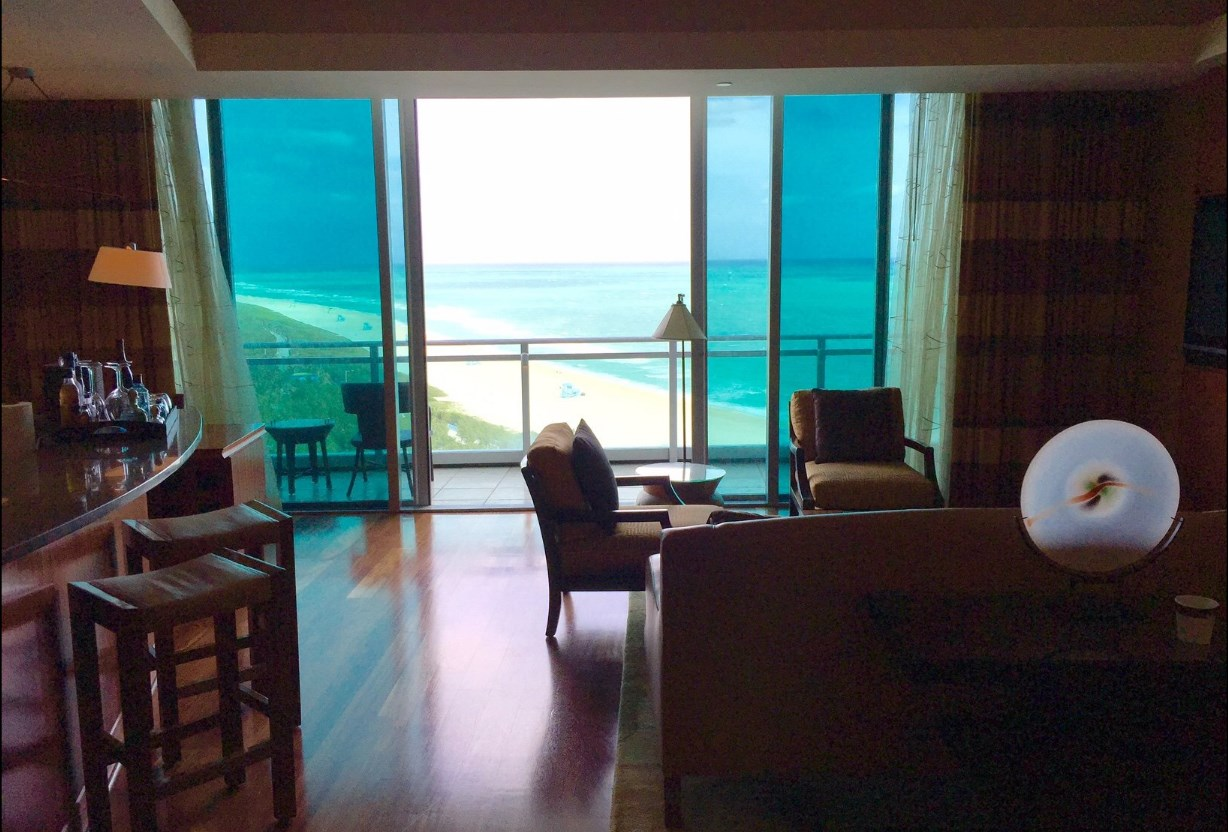 Bal Harbour 2 Bedroom Grand Suite 3 Beds High Floor Ocean View Beach Front Go