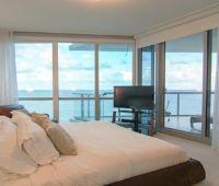 Modern -3 Bedrooms – High Floor – Direct Ocean View – Beach front